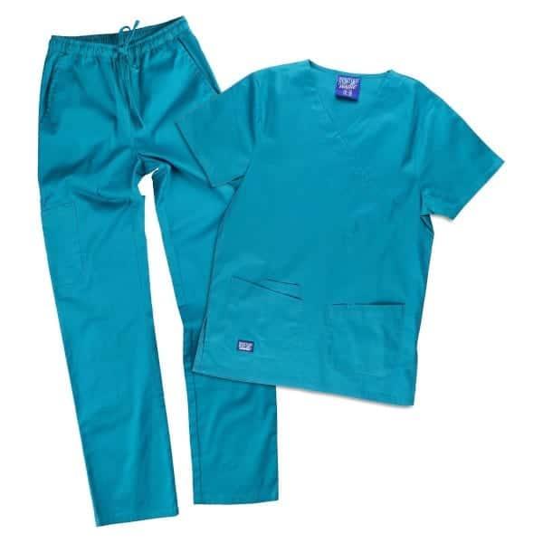 Pijama Cirúrgico B9150 Turquesa