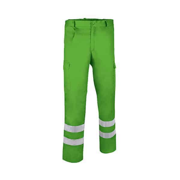 Calças Drill Verde Lima