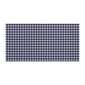 Amostra de Tecido Quadrados Azuis